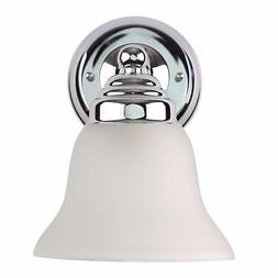 7Pandas 1-Light Vanity Light, Interior Wall Sconce Bathroom