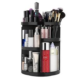 Etmury 360 Rotating Makeup Organizer Storage Holder, Adjusta