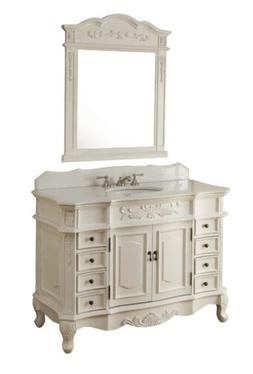 42 morton bathroom sink vanity w mirror
