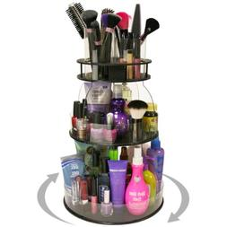 New...Makeup & Cosmetic Organizer with 4 Tube Holders for Br