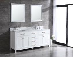 ALL WOOD High-End White, Slate Grey or Espresso Shaker 72-in