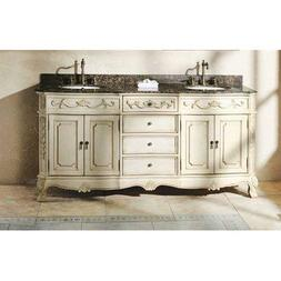 James Martin Furniture 72 in. Bathroom Double Vanity in Anti