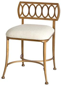 Hillsdale Furniture Canal Street Vanity Stool