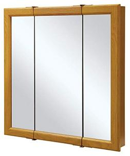 Claremont 30 x 30 Tri-View Medicine Cabinet, Surface Mount,