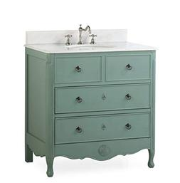 "34"" Cottage look Daleville Bathroom Sink Vanity - Model HF"