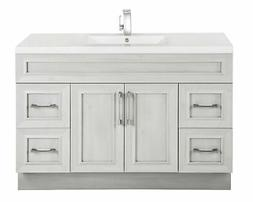 "Cutler Kitchen & Bath Classic Collection 48"" Bathroom Vanity"