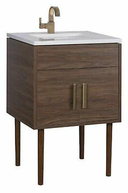 "Cutler Kitchen & Bath Garland Collection 24"" Bathroom Vanity"