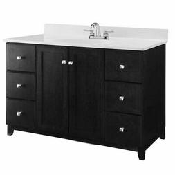 Design House Furniture Style 48 in. Single Bathroom Vanity C