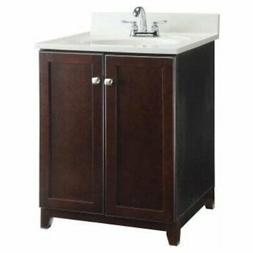 Design House Furniture Style Single Bathroom Vanity Cabinet