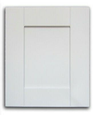 Kingway 36-inch Vanity Cabinet with Right Drawers White