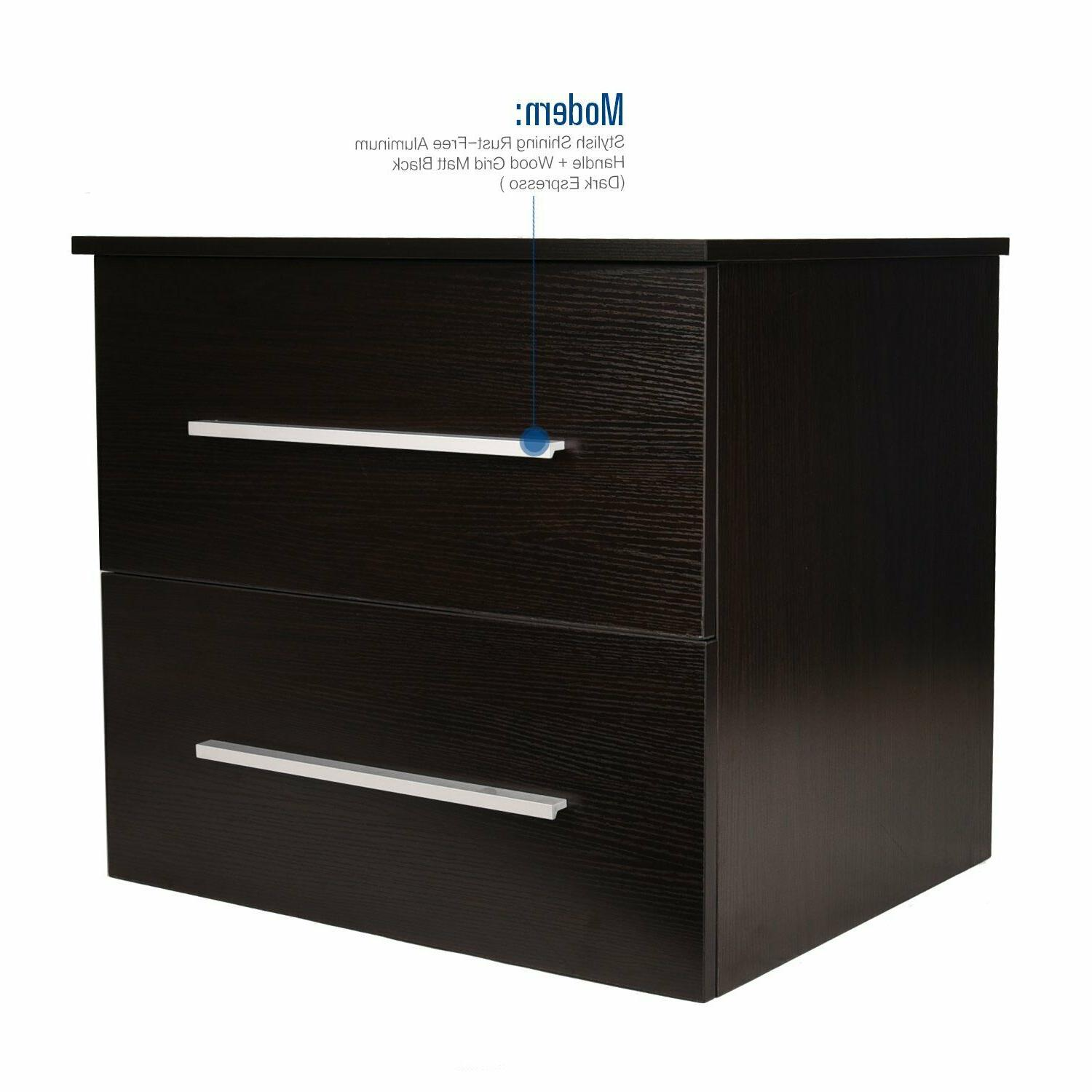 Mounted Floating Cabinet