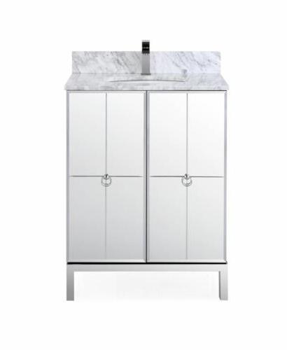 """26"""" Collection Modern Mirrored Reflection"""