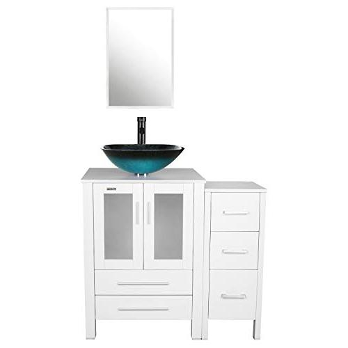 36 bathroom vanity sink combo