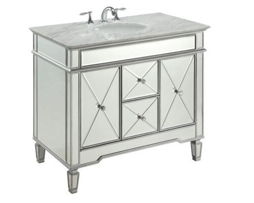 Bathroom Vanity & Mirror DH-13Q332-MR2375