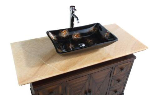 """48"""" Collection Wood Colonial Bathroom 136-8x"""