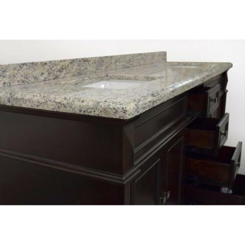 """72"""" Solid Sink Marble &"""