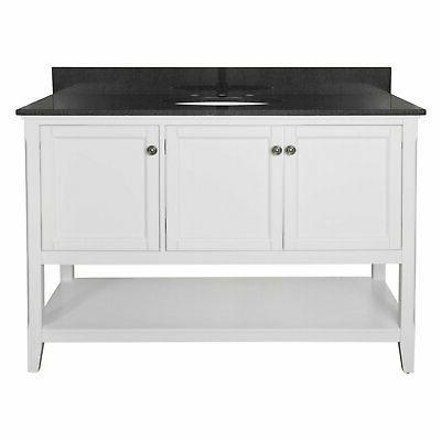 Foremost Auguste 48 in. Single Bathroom
