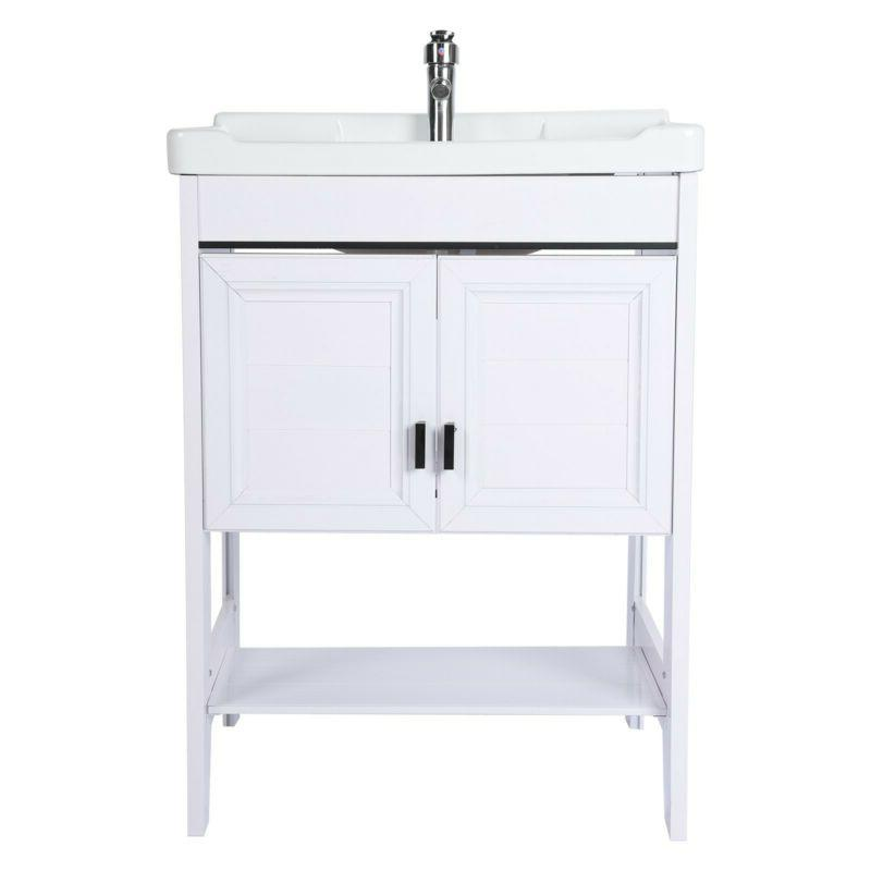24 small bathroom vanity cabinet with sink