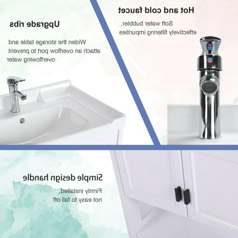 Cabinet Faucet Combo