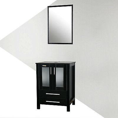 Bathroom Single MDF Top Mirror