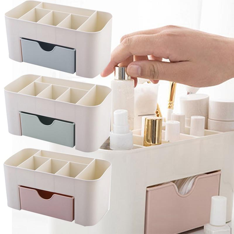Best Organizer Compartments with 1 Storage Box Home <font><b>Bathroom</b></font>