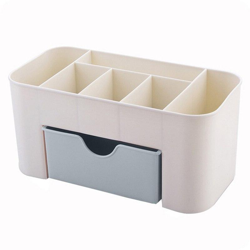 Best Drawer Beauty Organizer Compartments with 1 Drawer Box Home Office <font><b>Bathroom</b></font>