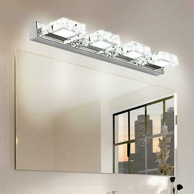 Modern Bathroom Lighting LED Crystal Mirror Front Make-up Wa