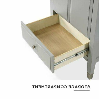 Dorel Living Inch Bathroom with Sink in