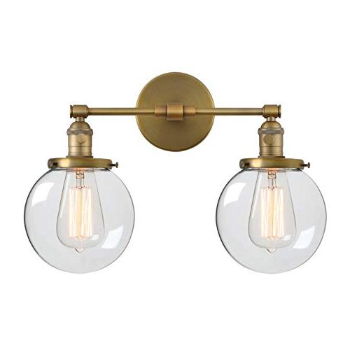 double sconce vintage industrial 2