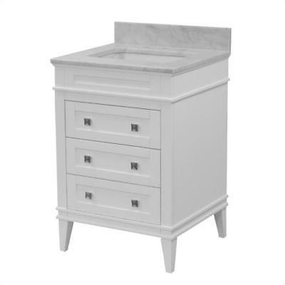 kbc l24wtcarr eleanor bathroom vanity