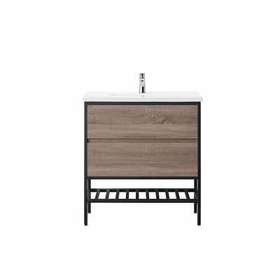 memphis 32 taupe single sink vanity taupe