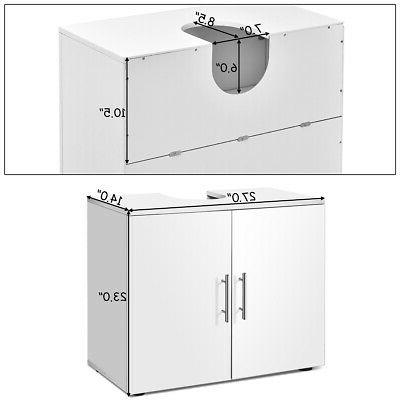 Non Bathroom Vanity Cabinet Space Saver Organizer