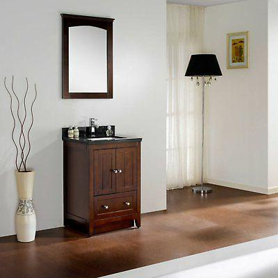 American 23.5W Sink Bathroom Vanity
