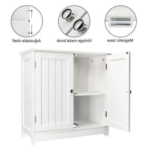 US Bathroom Vanity Cabinet Space Saver Organizer