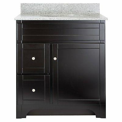 Foremost 30 in. Single Bathroom