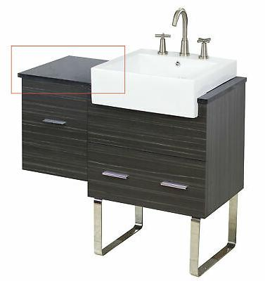 xena 14 single bathroom vanity top