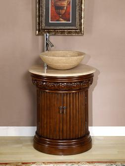 monmouth 24 single bathroom vanity set by