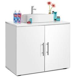 non pedestal under sink bathroom storage vanity