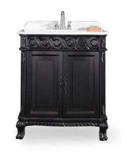 "Ove Decors Trent 30"" Single Bathroom Vanity Set"