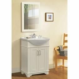 Legion Furniture WLF6042 24 in. Single Bathroom Vanity