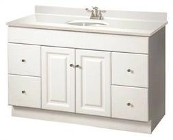 "Design House Wyndham 48"" Bathroom Vanity Base"
